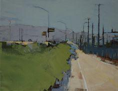 Sumner & Dene Gallery - Mark Horst: Wells Park #2