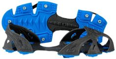 Stabilicers Sport Lightweight Serious Traction Cleat, Blue/Black, Medium Lightweight TPE Elastomer holds Stabilizers Sport securely in place. Traction tread out soul and cleats contact surface creating grip and absorbing shock. 18 case hardened replaceable cleats. New Velcro Power Strap keeps Sport securely in place. 8-10 men 10-11 wmn.  #Stabilicers #Sports