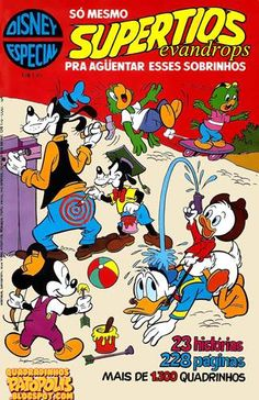 Disney Especial - 058 : Os Super Tios