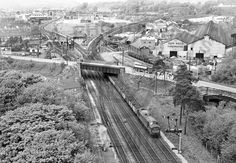 Diesel Locomotive, South Wales, Railroad Tracks, Over The Years, History, Historia, Train Tracks