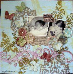 {meus bebês} papers by Julia Cotrim