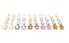 RAINBOW A/W 2014/15 birikini Collection! Bracciali, collane e orecchini by birikini #bijoux - Worldwide #b2b #export www.ibirikini.com