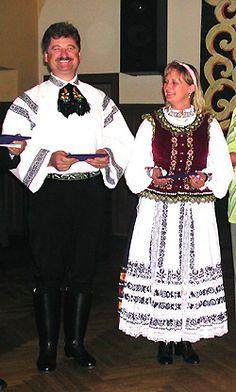 Nordsiebenbürgische Tracht