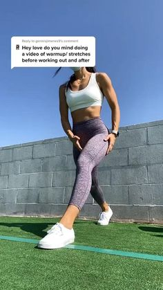 All Body Workout, Gym Workout Videos, Gym Workout For Beginners, Fitness Workout For Women, Body Fitness, Gym Workouts, Fitness Tips, Streches Before Workout, Workouts For Swimmers