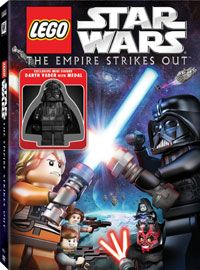 This video is short, but absolutely hilarious. would love to see more. in a short span, there are probably hundreds of in-jokes, even several original voices of characters.     DVD Sleuth: Lego Star Wars: The Empire Strikes Out DVD Review