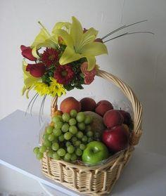 12 Mejores Imágenes De Arreglos Frutales Con Flores