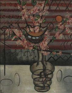 """ALICE NEEL - """"Still Life"""" (c. 1945)"""