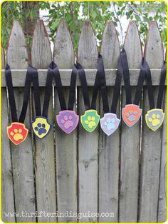 Paw Patrol Kids Crafts