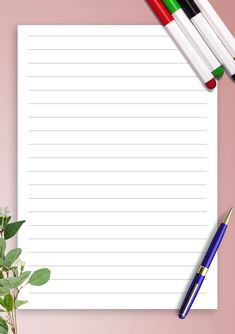 Printable Lined Paper Template with 10 mm line height. Choose page size and download for free. Line height: 10 mm Line weight: 0.2 mm Line color: gray No vertical margin Paper Background Design, Book Background, Powerpoint Background Design, Flower Background Wallpaper, Pastel Background, Boarder Designs, Page Borders Design, Printable Lined Paper, Photo Collage Template