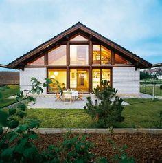 Homeplaza - Mauerwerk als Grundstein für ein energieeffizientes Eigenheim - Massiver Wärmespeicher