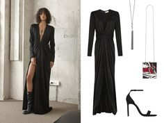 Carine's Take on the New Saint Laurent Collection - crfashionbook