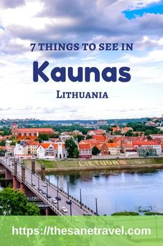 There are many reasons visit #Kaunas, Lithuania's second largest city. One of the newest is that Kaunas has just been voted to be one of the two European Capitals of Culture for 2022. I don't think you have to postpone your visit until 2022, there's a lot to see there now.Here is my selection of 7 things to do in Kaunas.Enjoy! #travel #Lithuania #Baltics  https://thesanetravel.com/travels/lithuania/things-to-do-in-kaunas-lithuania