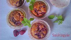 Gyümölcsös kókuszlisztes muffin - Salátagyár Muffin, Coconut Flour, Paleo Recipes, Paleo Food, Clean Eating, Food Porn, Keto, Sweets, Breakfast