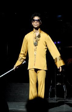 Prince inside at the Apollo Theater 75th Anniversary Gala Benefit Tribute concert & Awards Ceremony at the Apollo Theater in New York City on June 8, 2009.