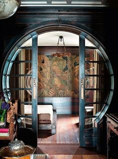 Admirable Art Deco Home Interiors Best Picture For Art Deco design For Your Taste You are Interior Art Nouveau, Architecture Art Nouveau, Design Art Nouveau, Motif Art Deco, Architecture Design, Art Deco Interior Living Room, Casa Art Deco, Art Deco Decor, Art Deco Home