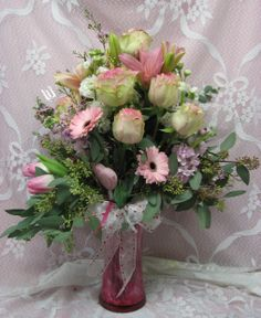 valentine floral arrangement ideas | Valentine Bouquet | Floral arrangements
