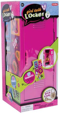 The best toys for 8 year old girls! Find the top toys & gifts that a eight year old girl will love to play with! Buying toys for a 8 year old girl can be tricky. so here is a list of the best toys to help you. Locker Magnets, 8 Year Old Girl, Metal Lockers, Small Lockers, 8 Year Olds, Doll Accessories, Justice Accessories, Girl Gifts, Girl Dolls