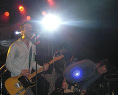 Colin MacDonald, Jack Syperek and John-Angus MacDonald of the Trews.  Sudbury Events Centre, Sudbury, ON Dec. 13/14
