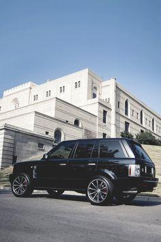 classyhustler:  Range Rover   photographer