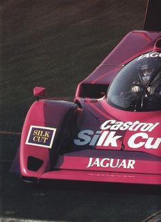 Derek Warwick, Jaguar XJR14