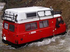 УАЗ Кемпер итальянской фирмы Schieppati Adventure Camper