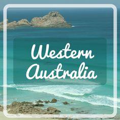 Travel in Western Australia and around Perth.