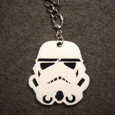 laser cut acrylic stormtrooper - Google Search