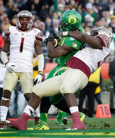... State defensive tackle Eddie Goldman during the second half of the Rose  Bowl NCAA college football playoff semifinal 5651ced9f