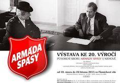 """""""Wir sind sehr erfreut, Sie willkommen zurück heißen zu können."""" Vaclav Havel, Staatspräsident der Tschechoslowakei im Jahr 1990 zu Generalin Eva Burrows, der damaligen Leiterin der internationalen Heilsarmee. Nachdem die Heilsarmee (Armáda spásy), die ursprünglich seit 1919 in der Tschechoslowakei tätig war, von 1950 bis 1989 während der kommunistischen Era des Landes verboten worden war, lud Vaclav Havel sie nach der """"Samtenen Revolution"""" dazu ein, die Arbeit wieder in dem Land…"""