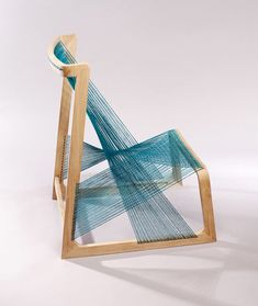 The Silk Chair by Alvi design
