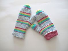 Ravelry: Michele's Mittens pattern by Sarah H Arnold
