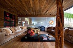 Fernanda Marques' Greenery Topped Brazilian Loft is a Paragon ...