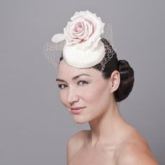 Bijou Van Ness | #Wedding #Hairpieces