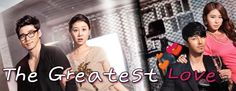 Greatest Love (also known as Best Love; it's the newest Hong Sisters drama): plays with celebrity culture. I especially love the cow mustache.