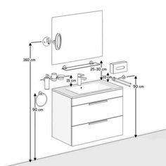 Bathroom Design Luxury, Bathroom Design Small, Modern Bathroom, Bathroom Layout Plans, Master Bathroom Layout, Bathroom Plumbing, Bathroom Fixtures, Small Toilet Room, Bathroom Dimensions