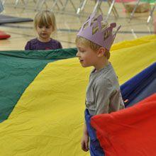 Children's Movement Program | Brock University