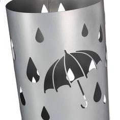 Planter Pots, Metal, Ideas, Rain Drops, Umbrellas, Colors, Metals, Thoughts