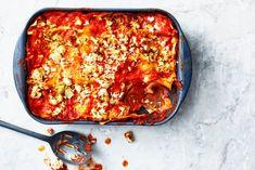 Lasagne met wintergroenten - Recept - Allerhande