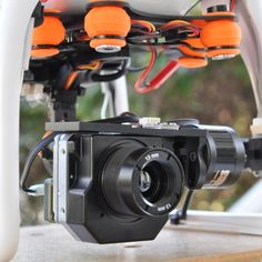 FLIR Vue Thermal Imaging Drone Camera #Camera, #Drone, #Thermo
