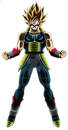 Bardock Super Saiyan Time Breaker Armor by aashan Dragon Fairy Tail, Dragon Ball Z, Super Saiyan Bardock, Akira, Mighty Power Rangers, Ball Drawing, Dbz Characters, Animes Wallpapers, Anime Art