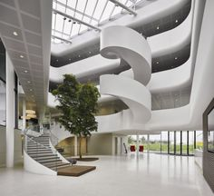 Vreugdenhil Dairy Foods office by Maas Architects, Nijkerk – Netherlands » Retail Design Blog