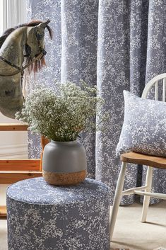 This is my Arla fabric in grey - perfect for lounges, studies, bedrooms, nurseries and any home interior project. Use this design on it's own or mix with my other fabrics. Grey Fabric, Floral Fabric, Lounges, Nurseries, Home Furnishings, Fabric Design, Floral Design, Bedrooms, Fabrics
