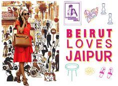 Beirut Loves Jaipur