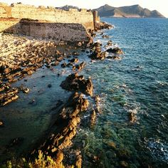 Ancient castle of Methoni - Peloponisos Greece