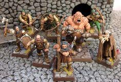 Wurzen's Blow Mordheim Warband