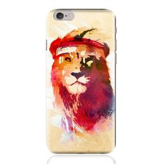 Robert Farkas 'Gym Lion' Canvas Art, x - Open Misce Shop Story, Surf Shop, Luxury Gifts, Mens Gift Sets, Eyeshadow Makeup, Online Art, Fathers Day Gifts, Watercolor Paintings, Baby Kids