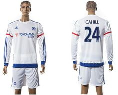 http://www.xjersey.com/201516-chelsea-24-cahill-away-long-sleeve-jersey.html 2015-16 CHELSEA 24 CAHILL AWAY LONG SLEEVE JERSEY Only $35.00 , Free Shipping!