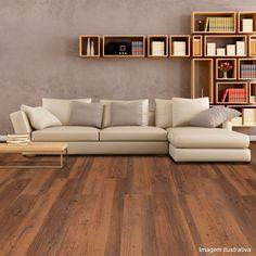 Piso vinílico Family FYW 492-4 20x91cm new oak Eucatex - Telhanorte