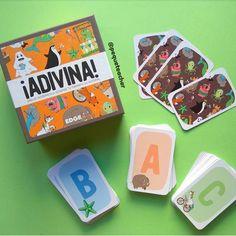 ¡Hola! 💜 Hoy os traigo un juego que se llama ¡Adivina! en el que hay que dibujar, interpretar o describir para conseguir la victoria.…