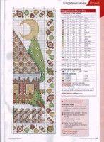 Gallery.ru / Фото #25 - The world of cross stitching 196 + приложение Christmas Char - Chispitas